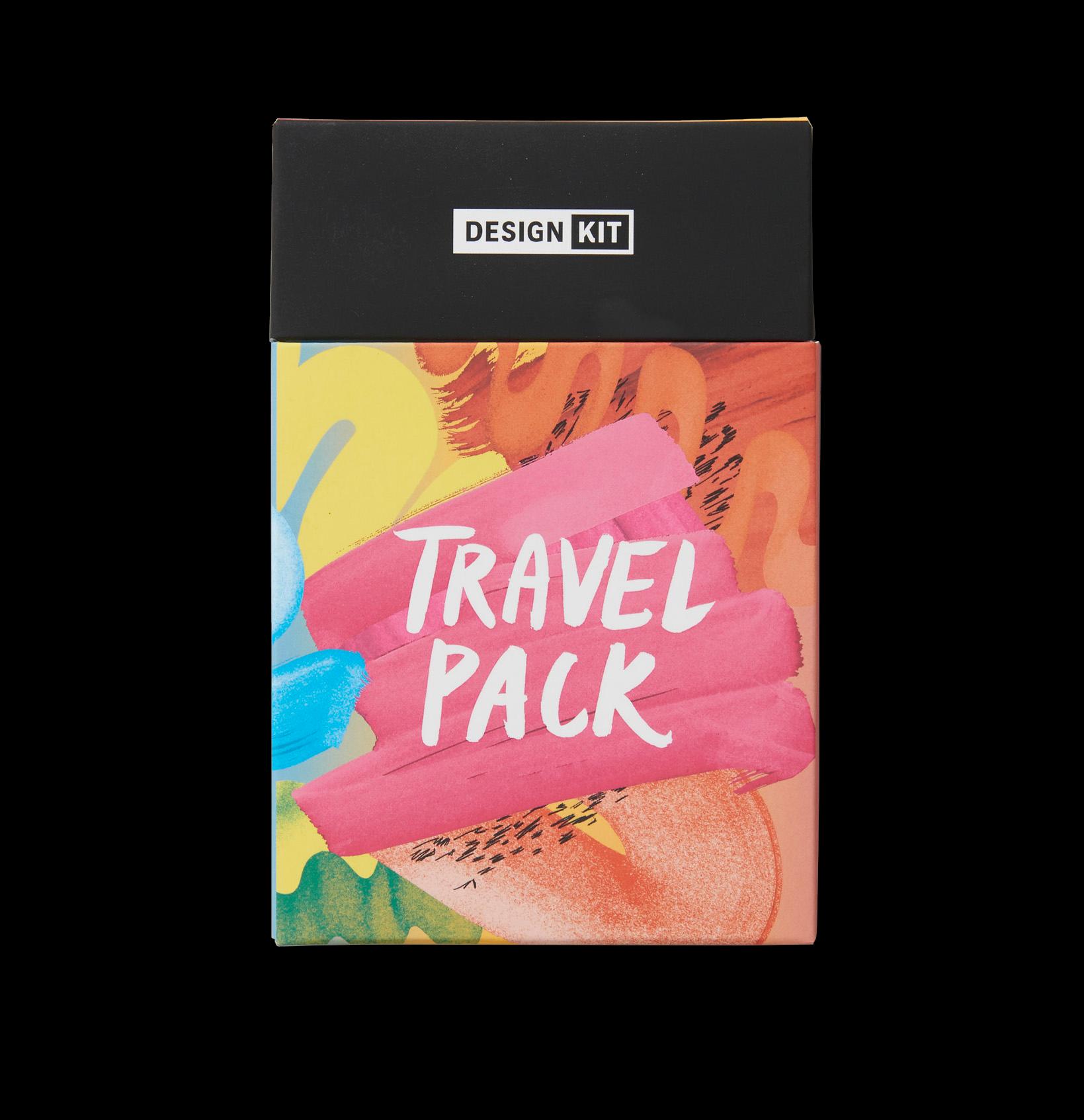 Designkit travelpack transparentbg